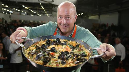Andrew Zimmern On Eating Well Across The World
