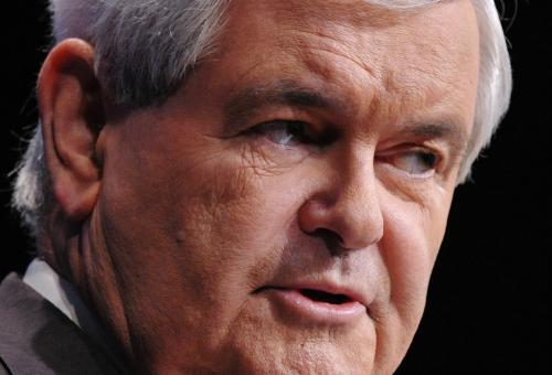 AP Sources: Secret Service Protection Arrives For Newt Gingrich
