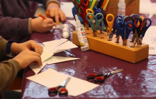 Ask An Atlanta Expert: Thanksgiving Crafts For Kids