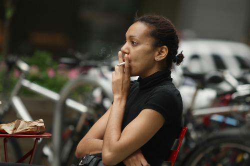 Atlanta City Council Passes Outdoor Smoking Ban