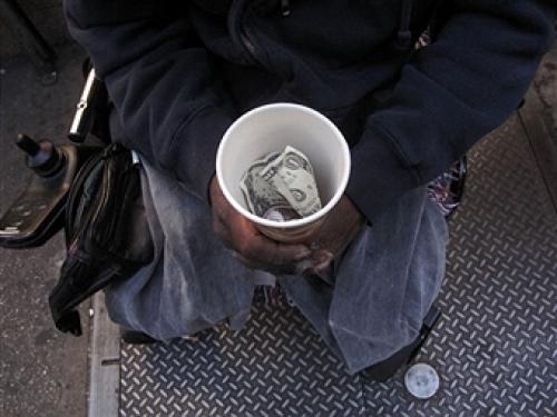 Atlanta Mayor Plans To Veto Panhandling Crackdown