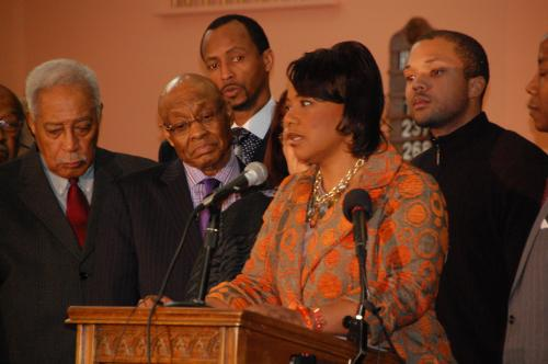"Bernice King Distances Herself From Brothers: ""We Are Different People, With Different Minds"""