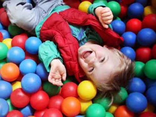 Best Indoor Playgrounds in Atlanta