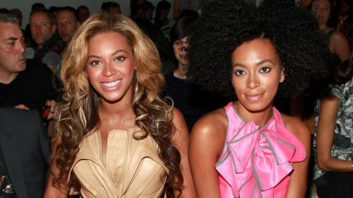 Beyonc? Dons All-White As Solange's Maid of Honor: See The Photos
