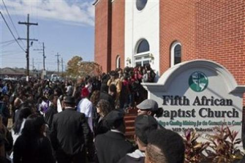 Black Churches Targeted In Ponzi Scheme