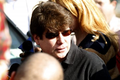 Blagojevich Reports To Prison