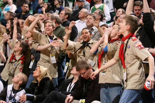 Boy Scouts Lose UPS Grant