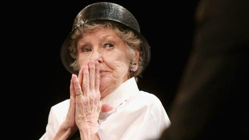 Broadway Legend Elaine Stritch Dies At 89