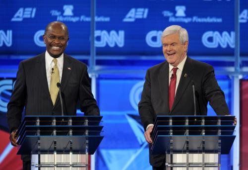 Cain and Gingrich Campaign In Georgia This Weekend