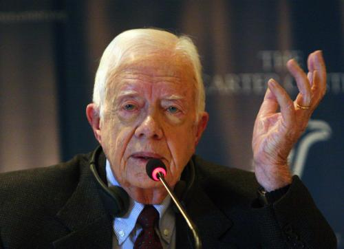 Carter: Jesus Would Not Approve Of Abortions