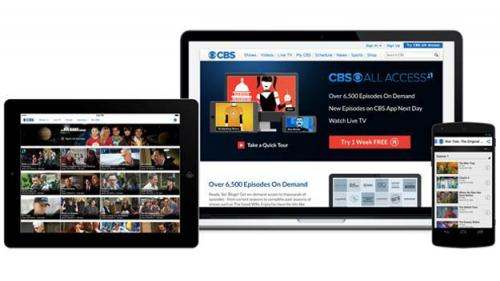 CBS Offers Digital Subscription Service To Consumers