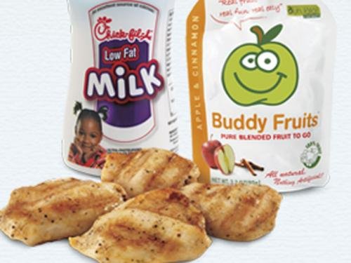 Chick-fil-A Reveals Gluten-Free Chicken Nuggets In Kid's Meals