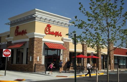 Chick-fil-A Sets One-Day Sales Record Amidst Controversy