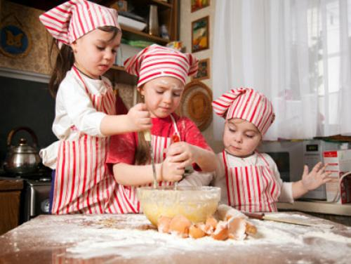 Cooking Ideas For Kids From An Atlanta-Area Chef