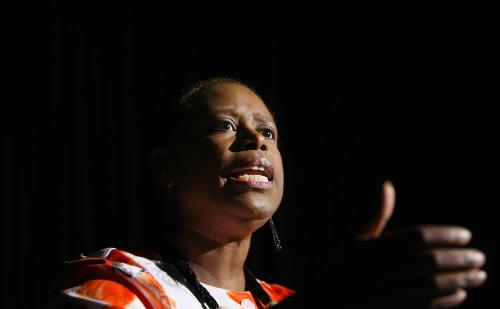 Cynthia McKinney Running Again For Congressional Seat
