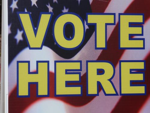 Early Voting Is Underway