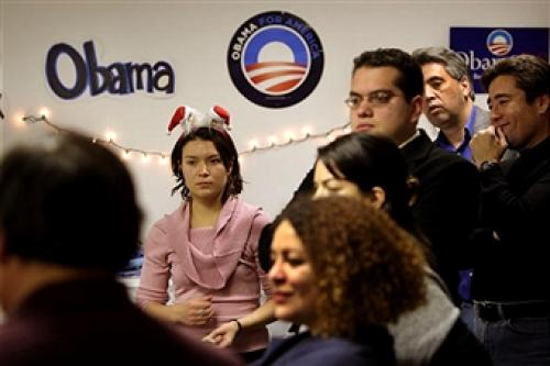Experts Project More Hispanic Votes In 2012