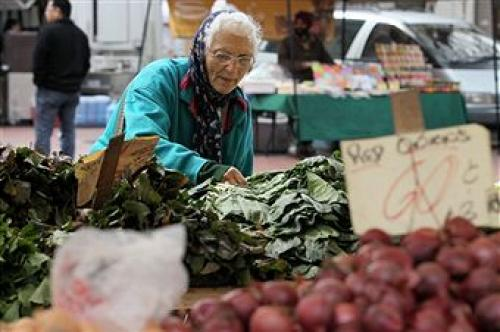 Farmers Markets Enjoy Renaissance In Metro Atlanta