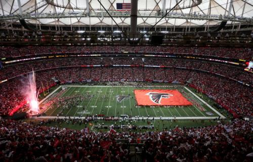 5 Firms Vie For Chance To Design Falcons' Stadium