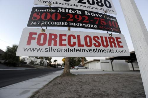 Foreclosures Down In Metro Atlanta