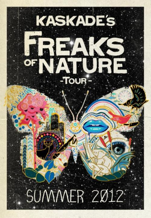 Freaks of Nature Tour