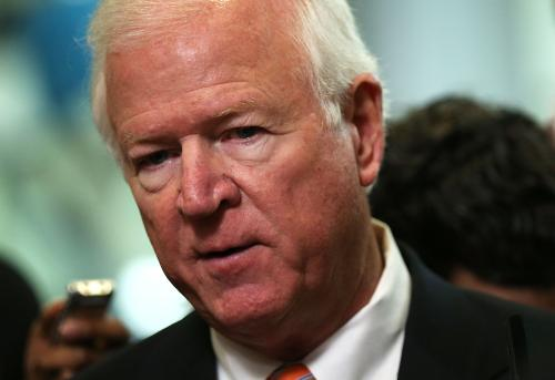 'Frustrated' Saxby Chambliss Won't Seek Re-Election Next Year
