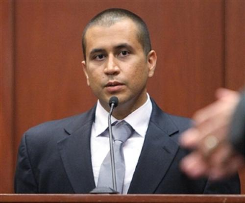George Zimmerman Launches A New Website