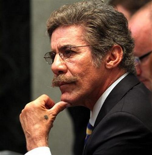 "Geraldo Rivera Says ""Trayvon Was Just As Responsible For His Death"""