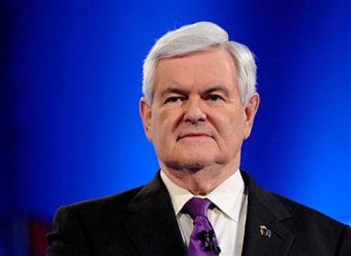 Gingrich Campaign Coming To Two Georgia Churches