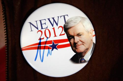 Gingrich's Georgia Is No Sure Thing Come Super Tuesday