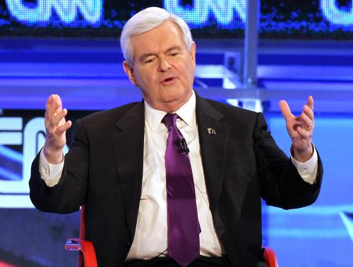 Gingrich Says Washington Same-Sex Marriage Law Passed 'Right Way'