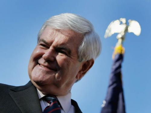 Gingrich Stumps in Georgia