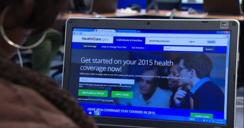 Government Pushes Healthcare Enrollment Through The Affordable Care Act