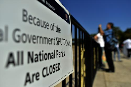 Government Shutdown: What Is Open And Closed In Georgia?