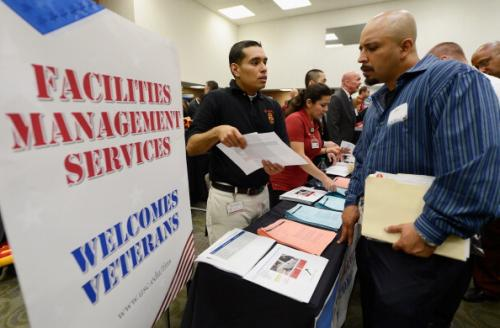 Group Awarded Federal Grant To Help Veterans