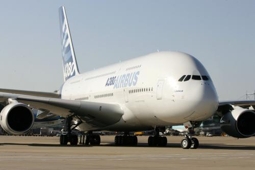 Hartsfield Jackson Airport Welcomes A380 Airbus