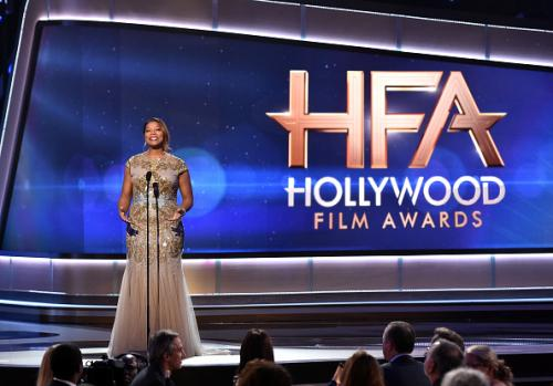 Hollywood Film Awards Honor Oscar Hopefuls
