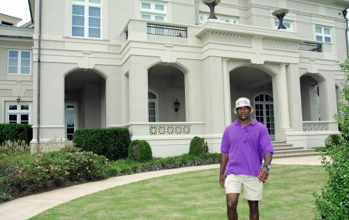 Holyfield Mansion Sold