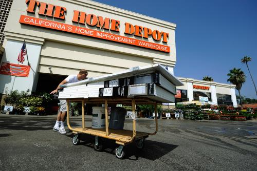 Home Depot Earnings Up