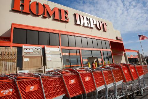 Home Depot Introduces New CEO