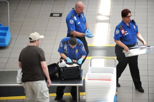 House Candidate: I'd Rather See 'Terrorist Attack' Than Have TSA Screening