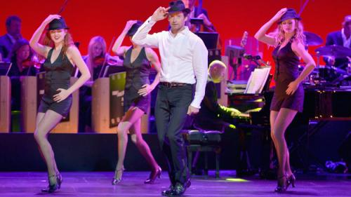 "Hugh Jackman Returns To Host ""The 68th Annual Tony Awards"""