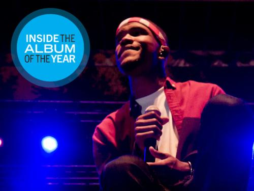 Inside the Album of the Year: Frank Ocean 'Channel Orange'