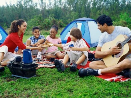 Is Camping The Right Vacation For You And Your Family?