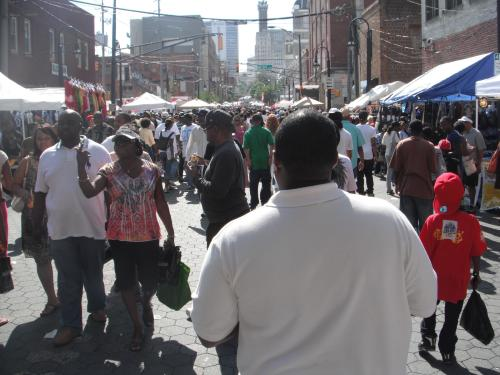 It's Sweet Auburn Festival Weekend