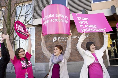 Komen Executive Resigns Over Planned Parenthood Dispute