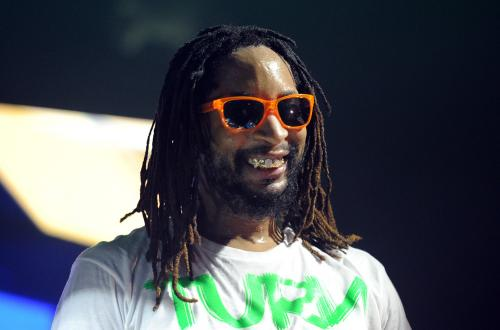 Lil Jon Flew Across the Country to Vote in Today's Election