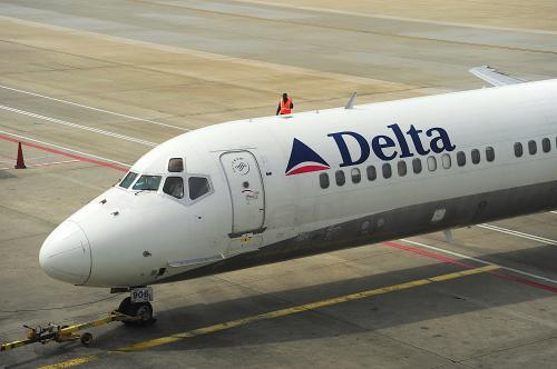 Local Air Fares Hit Record High