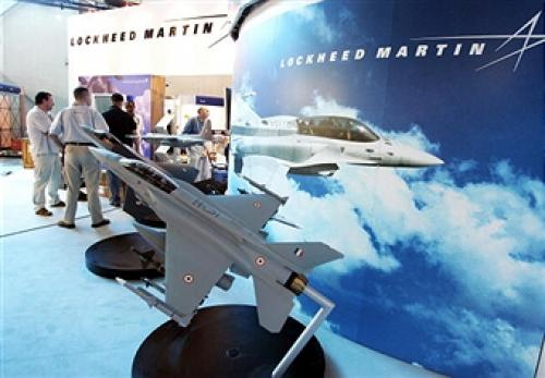 Lockheed martin employee stock options