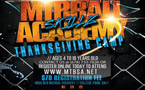 Mark Davis Talks MTBSA B'Ball Camp On The HBCU Report